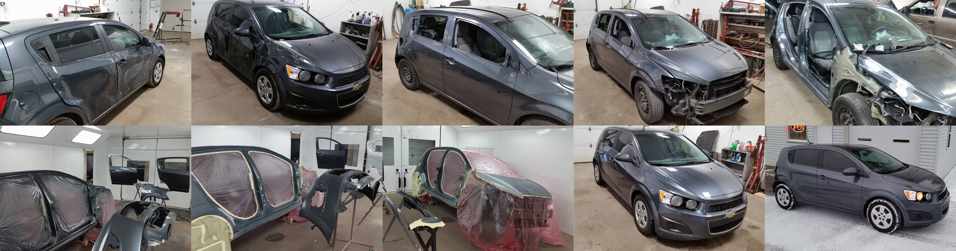 Southside Paint And Body >> Collision Services Chad Miller S Southside Auto Body
